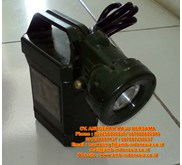 Lampu Led Senter Explosion Proof Rechargable