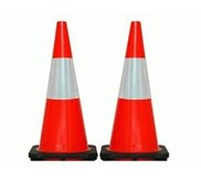 Traffic Cone Rubber (Karet)
