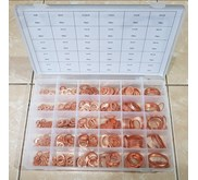 Copper Ring Kit 30Sizes/568Pcs In Acryl Case *** 540Pcs Only ***