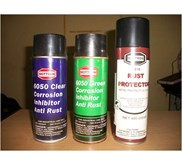 Rust Protector ( White , Green , Blue , Red , Clear )