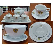 Coffe Set - Cup Saucer