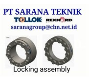 PT SARANA REXNORD TOLLOK LOCKING ASSEMBLIES POWER LOCK