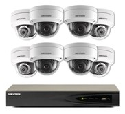 Paket CCTV 8 Channel Performance IP-Hikvision