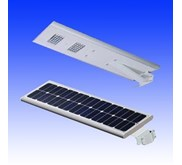 Lampu Jalan LPJU Solar Cell All In One 30W