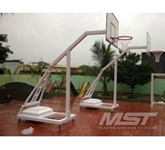 Jual Ring Basket Tiang Portable,0812 1864 4114
