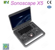 ULTRASONIDO PORTATIL DOPPLER SONOSCAPE X5