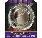 trophy award, futsal, golf, piring