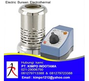 Jual Electric Bunsen Electrothermal
