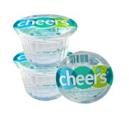 Cheers Natural Spring Water 120 ml