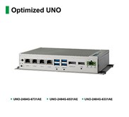 Fanless PC Advantech UNO-2484