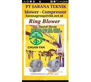 CHUAN FAN RING BLOWER TURBO BLOWER PT SARANA TEKNIK