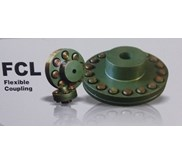 Flexible coupling fcl 140