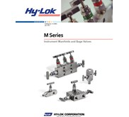 Hy Lok Needle M series manifold