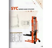HAND FORK LIFT MANUAL MURAH MR BAHRI DENKO
