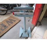 mesin pedal sealer mesin pengemas model injak