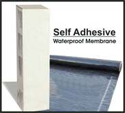 SCG 350 MEMBRANE TEMPEL WATERPROOFING SELF ADHESIVE 1.5 MM