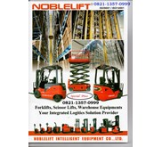 Jual Forklift Electric Germany