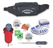 Food Safety Kit Model 50000, 50003, 50010 deltatrak Usa