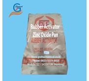 Rubber Activator Zinc Oxide Pan ex China
