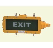 Caution Spotlight Fitting Explosion proof