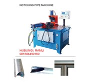 Mesin Notching Pipe / Mesin cutting pipa