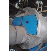 Steam Boiler Fire tube Omnical GmbH Cap 10 ton  German