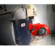 Steam Boiler  Fire tube merek Loos Cap 3200 kg German