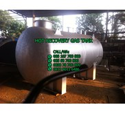 Hot Recovery Hot Gas Tank