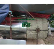 Spesialist Jacketing Tank