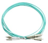 PATCH CORD FO SC-LC MM OM4 50UM