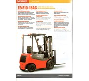 Forklift Electric Murah