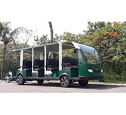 Golf Cart Shuttle 14 electric