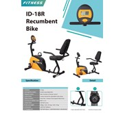 ID 18 R RECUMBENT BIKE