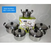 Stockpot Panci Masak Stainless Steel