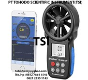 Surabaya Jual Anemometer With Mobile App