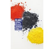 Iron Oxide Black / Yellow / Red