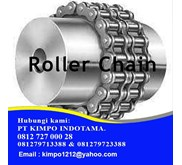 Jual Roller Chain Coupling