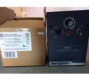 Variable Speed drive Control For Dc Motor Baldor