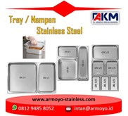 Jual Tray stainless steel