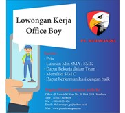 LOKER OFFICE BOY