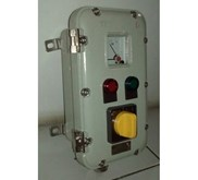 control pompa explosion proof