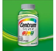 Centrum Silver Adults 50+ Multivitamin, 325 Tablets.