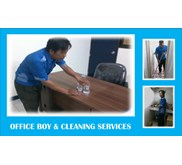 CLEANING SERVICE & OFFICE BOY