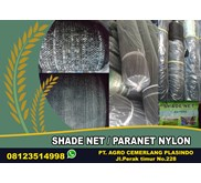 Shade net / Paranet Nylon