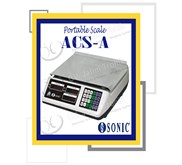PORTABLE SCALE SONIC ACS A