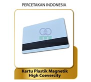 BLANK CARD MAGNETIK HIGH COEVERCITY (HI-CO) ID CARD