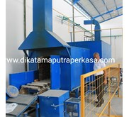 CHAIN CONVEYOR MESIN ANNEALING