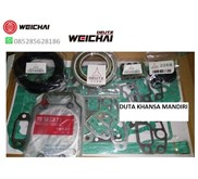 REPAIR KIT GASKET OVERHAUL , ENGINE CHINA  WEICHAI,yuchai, shangchai. WHEEL LOADER, GENSET, MARINE, EXCAVATOR, BULLDOZER BACKHOE LOADER