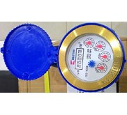 Water Meter Bestini 1/2 Inch 15mm