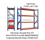 Light Duty Rack LDR43
